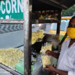 Well known popcorn shop at Luz reopens