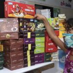 Aavin offers variety of sweets for festival season: Alwarpet store is well-stocked