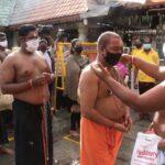 Devotees flock to Sri Ayyappa Temple in MRC Nagar as 'season' begins