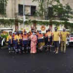 This R. A. Puram community gifted civic workers for Diwali