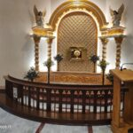 Renovated chapel opened at Cathedral