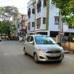 Residents want speed breakers at Abhiramapuram First Street
