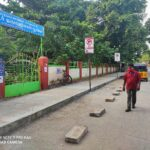 Chennai Corporation makes space outside Dharmambal Poonga a 'no parking' zone