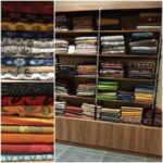 Banas boutique moves to new space in Alwarpet. Block prints is special here.