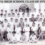 Class of 1971 of P. S. School preparing for golden jubilee meet