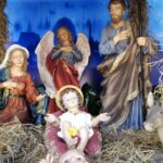 Subdued Christmas services at church in R. A. Puram
