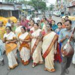 One group of margazhi bhajan singers is being missed this season