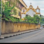 Online 'walk through San Thome'; presents its history and heritage
