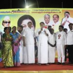 AIADMK holds public meeting at Mangollai