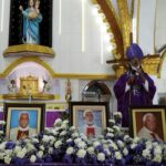 Three deceased priests hailing from R. A. Puram remembered at special Mass