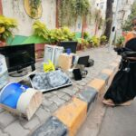 800 kgs of e-waste carted away from camp in R. A. Puram