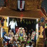 Teppam fest at Sri Madhava Perumal Temple held