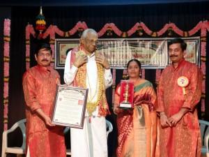 Krishnaswami Award