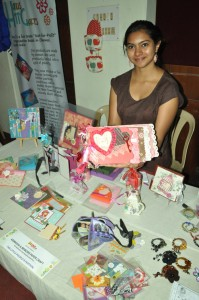 YOCEE-THE LITTLE PEOPLES FESTIVAL STALLS- AT SRI PARVATHI ART GALLERY-27-4-13