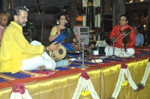 arunasairam concert at kapali temple ,vaigasi visakam on 24-5-13