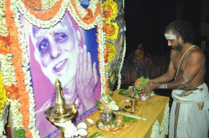 mahaperiyaval jayanthi 120th year, at bvb on 26-5-13