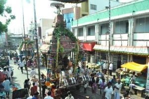 therthiruvizha at veliswarar koil  -on 21-5-13