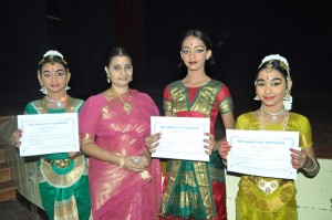 Inter school Bharathanatyam Competition Winners At Sir Sivaswami Kalalaya Senior Sec School Mylapore, on 25-6-13