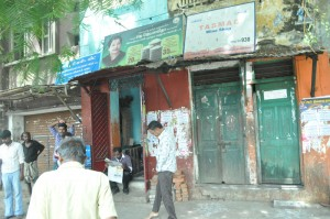 Tasmac closed at R K Mutt Rd ( Near Kumaran Store)  pic on 21-6-13