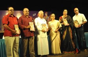ponniyin selvan audio dvd realse at narada gana sabha, on 14-6-13
