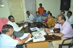 CHENNAI METRO WATER OPEN HOUSE  MEETING ON 13-7-13.