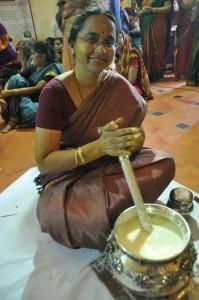 KRISHNA JAYANTHI CELEBRATES-AMIRTHAM KADAITHAL  AT  NANDALALA - ON 28-8-13