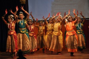 RANGA MANDIRA by guru swarnamalya ganesh at t.n.rajaratnam pillai hall on 2-10-13