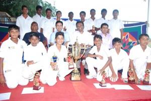 Vithya Mandhir Cricket -  St Bedes Win