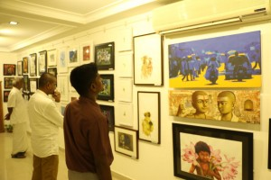 Vinyasa art gallery