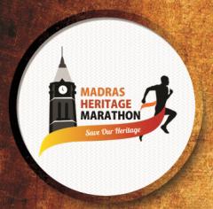 MadrasHeritageMarathonLogo
