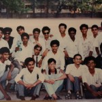 SAN THOME SCHOOL 1990 BATCH