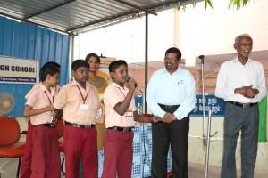 ASSIST - CHENNAI HIGH SCHOOL