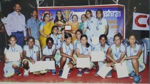 Chettinad Vidyashram basketball team