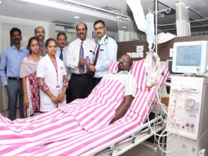 Kauvery hospital - kidney camp