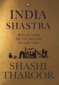 India Shastra_book release shashi tharoor.
