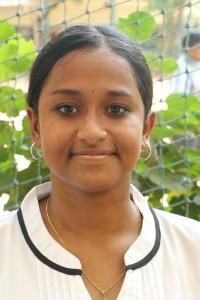 K. Harini - cbse topper - p. s. school