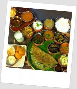 EATING OUT TRADITIONAlMami Samayal