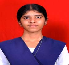 N.Sandhya-p.s. school topper