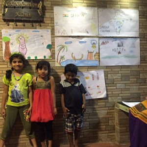 Raja Street - painting competition