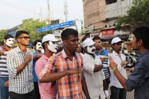 Thuvakkam traffic awareness campaign