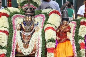 Vaigasi festival - Sri Velleswarar Temple