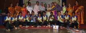 Lady sivaswami - volleyball tournament
