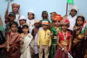 Independence day - dwarakamai centre
