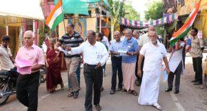 Independence day - kalyana nagar association