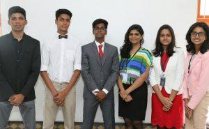 Model UN conference - harishree vidyalayam