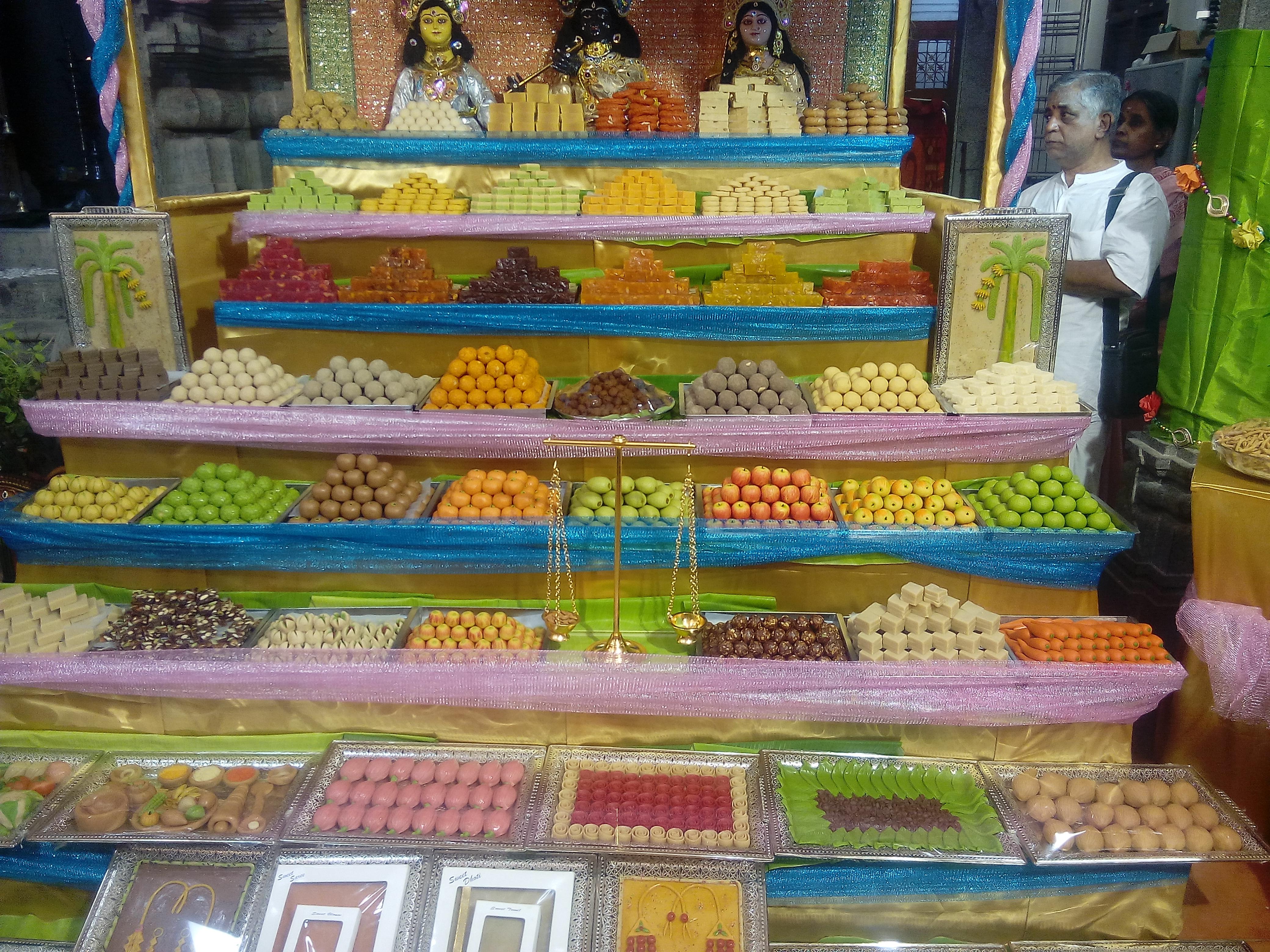 Sri Krishna Sweets- annakoot