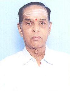 Obit - Santhanaraman
