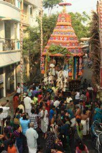 Sri Madhava Perumal Temple ther