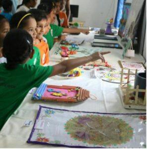 Hari shree vidyalayam art expo