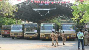 mandaveli bus depot